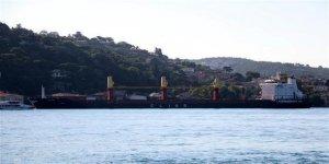 İstanbul Boğazı'nda yine gemi tehlikesi