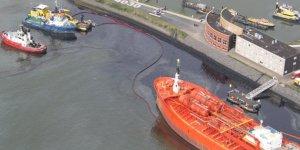 Rotterdam Limanı'nda 90 milyon dolarlık sızıntı