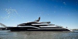 Monaco Yacht Show'un en büyük yatları