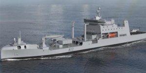 HHI, Yeni Zelanda donanması için tanker inşa ediyor
