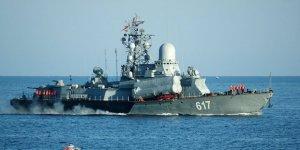 Vışniy Voloçyok gemisi Suriye kıyılarına gidiyor