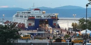 Kırım'danTürkiye'ye feribot seferi