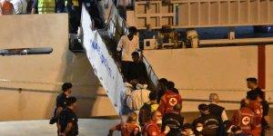 137 göçmenin İtalya'ya girişine izin çıktı