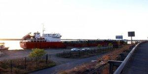 M/T Adriatic Mariner bakım için Ereğli'de