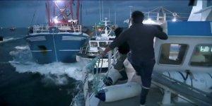 Fransız ve İngiliz balıkçılar arasında deniz tarağı savaşı