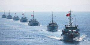 Türkiye Akdeniz'de teyakkuz halinde