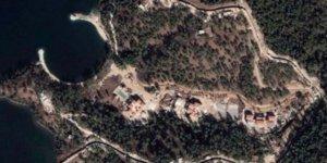 Okluk Koyu'na 10 bin metrekarelik dolgu alan plaj yapıldı