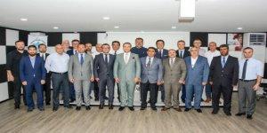 İMEAK DTO Kocaeli Şubesi Meclis toplantısını yaptı