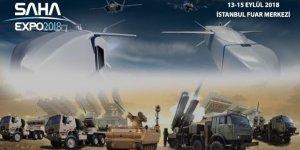 Savunma sanayisi SAHA EXPO'da buluşuyor