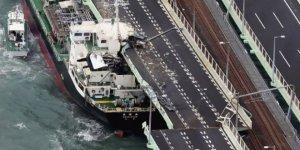 Japonya'daki Jebi Tayfunu'nda bilanço ağır