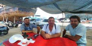 İskenderunlu balıkçılar, Ege ve Marmara'da avlanıyor