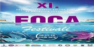 Foça Kültür Sanat ve Balıkçılık Festivali başlıyor