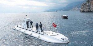 22 bin turisti denizin altına indirecek
