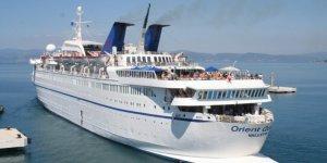 Orient Queen Marmaris'e demirledi