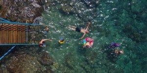 Turistlerin yeni gözdesi: Falezler