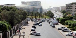 Libya'da Ulusal Petrol Şirketi merkezine saldırı
