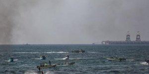 Gazze ablukasını kırma girişimine müdahale