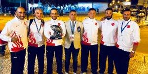En büyük balığı Türk sporcu avladı