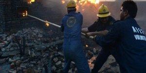 Petrokimya fabrikasında patlama: 6 ölü