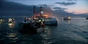 'Deniz tarağı krizinde' anlaşma sağlanamadı