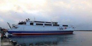 Sirkeci- Harem feribot ücretine zam