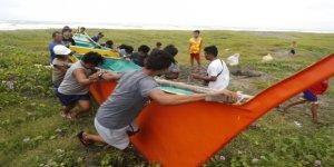 Mangkhut tayfunu Güneydoğu Asya'yı tehdit ediyor