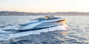 Princess Yachts, yeni modelini Cannes'da tanıttı