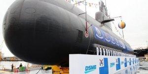 Güney Kore'nin, 3 bin tonluk yerli denizaltısi