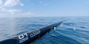 Pasifik Okyanusu'ndan 88 bin ton plastik toplanacak
