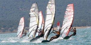 Rüzgâr Sörfü Türkiye şampiyonası Çeşme'de yapılacak