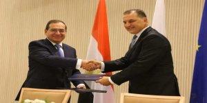 Mısır ile Rumlar arasında doğalgaz anlaşması imzalandı