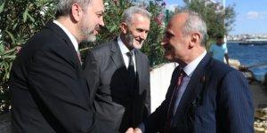 Bakan Turhan, DTO'da sektörün sıkıntılarını dinledi