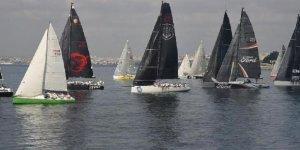 Donanma kupası yat yarışları sona erdi
