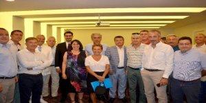 DTO Antalya Şubesi Meclis toplantısı yapıldı