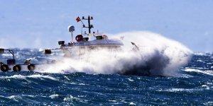 """Egeli balıkçıların """"tropik fırtına"""" hazırlığı"""