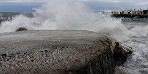 Meteoroloji'den tropik fırtınayla ilgili uyarılar
