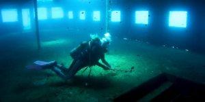 Deniz canlılarının yuvası: İnönü vapuru