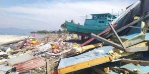 Endonezya'da ölü sayısı bin 234 oldu