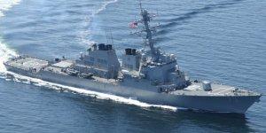 ABD destroyeri Çin Denizi'nde