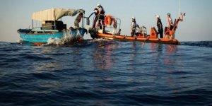 Akdeniz'de sığınmacı teknesi battı: 34 ölü