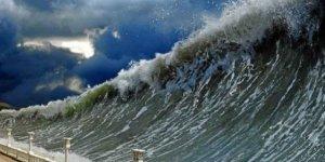 İstanbul'da 'tsunami' izi arandı