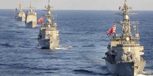 Japon Donanması denetlemeden çekildi