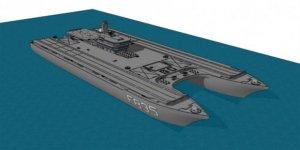 Rusya'dan kamataran tipi uçak gemisi