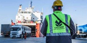 Çelebi Bandırma Limanı hız kesmiyor