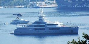 Bu yatın haftalık kirası 1 milyon 100 bin dolar