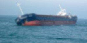 Karadeniz'de Panama bayraklı gemi battı