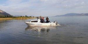 Beyşehir Gölünde kaçak avcılığa geçit yok