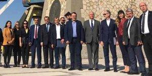 İTSO Heyeti Köstence Liman yetkilileri ile görüştü