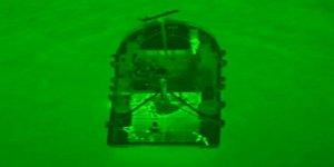 Trol teknelerine droneli takip