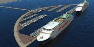 Kruvaziyer ve Yat Limanı Projesi'ne ilk talip çıktı
